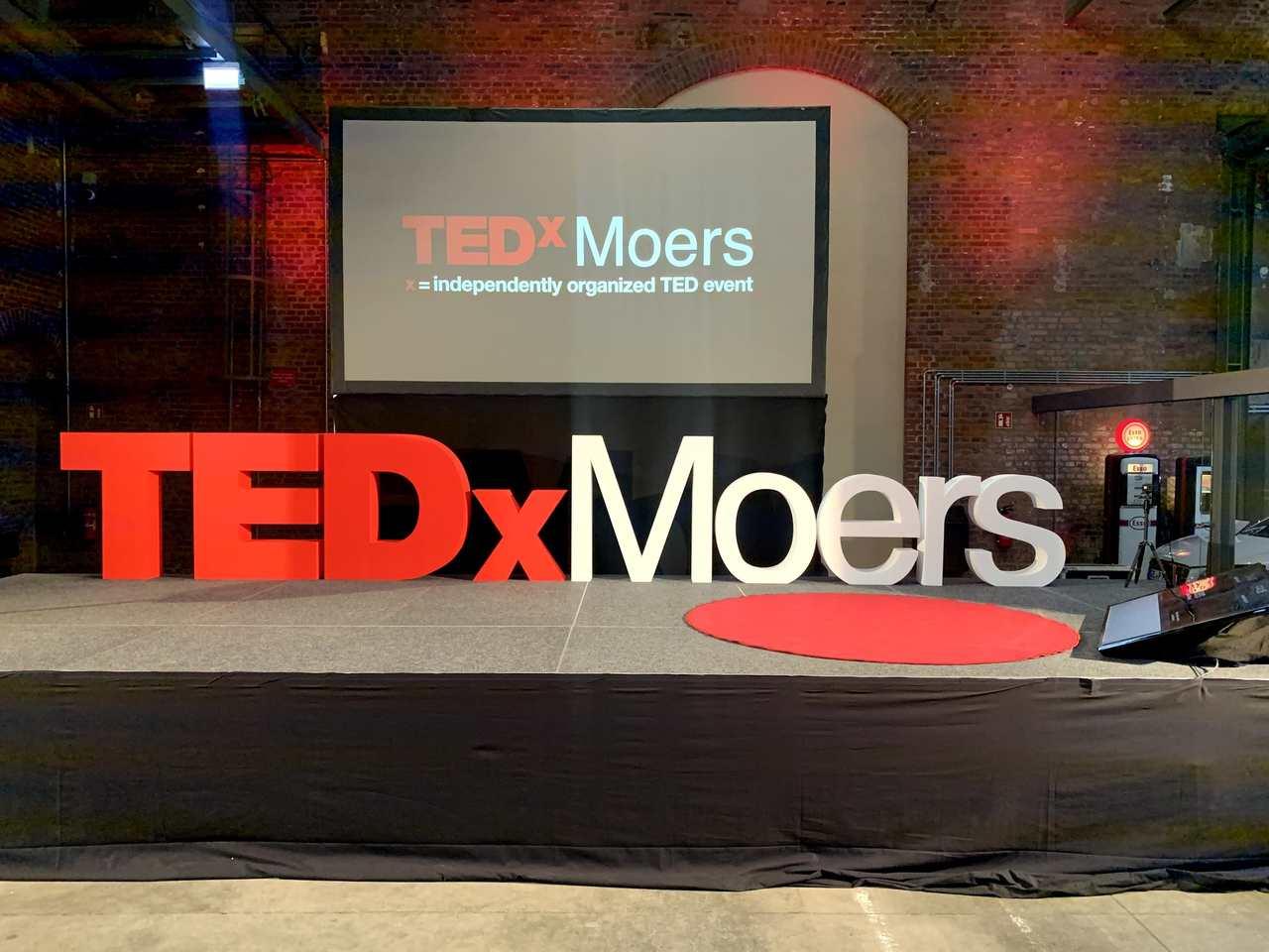 TEDxMoers: Veranstaltung wegen Covid-19 verschoben