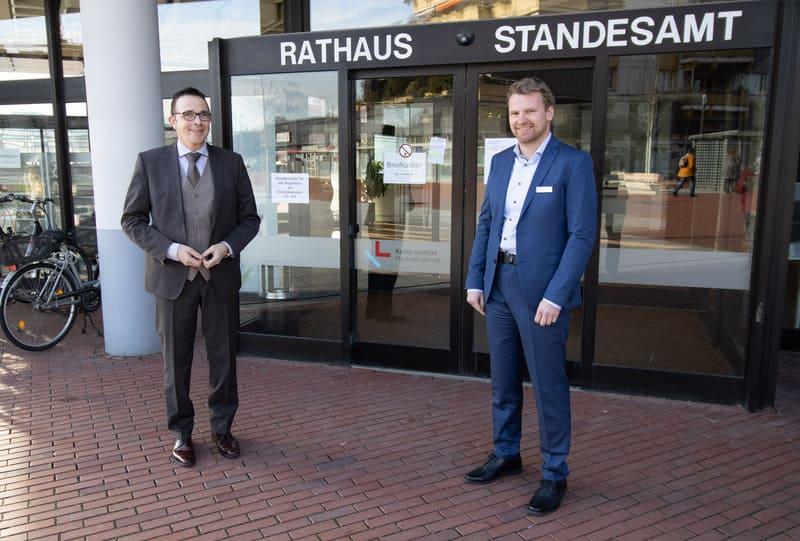 Andreas Iland ist neuer Leiter der Wirtschaftsförderung