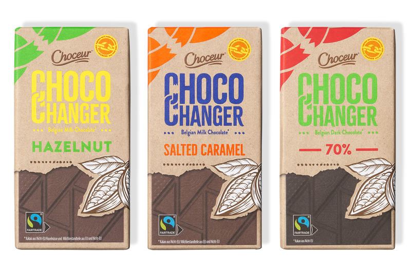 Choceur CHOCO CHANGER: