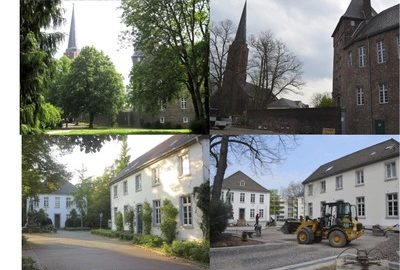 Museumsverein fordert mehr Grün für den Schlossplatz und bietet Baum-Spende an