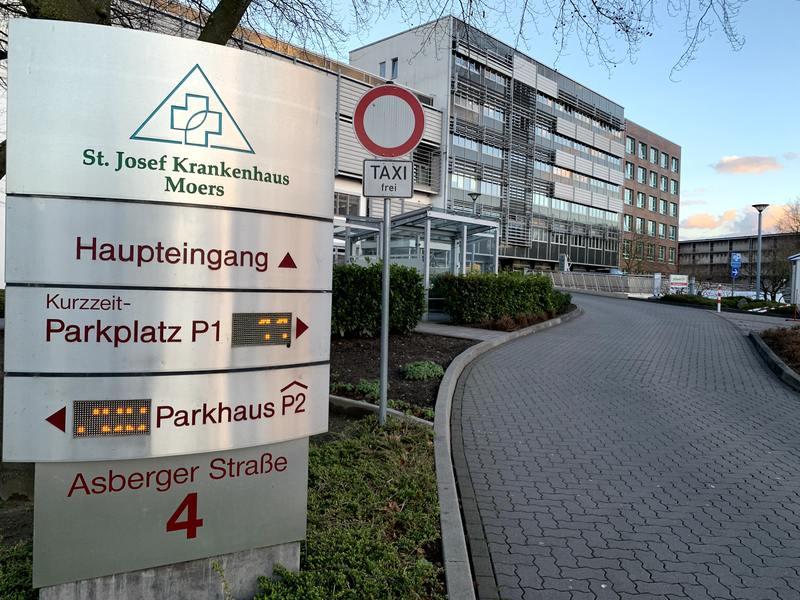 Betriebsleitung des St. Josef Krankenhauses bleibt bei restriktiver Besuchsregelung