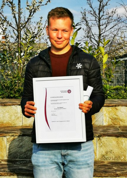 Moerser wurden vom KSB Wesel für ihr ehrenamtliches Engagement ausgezeichnet!