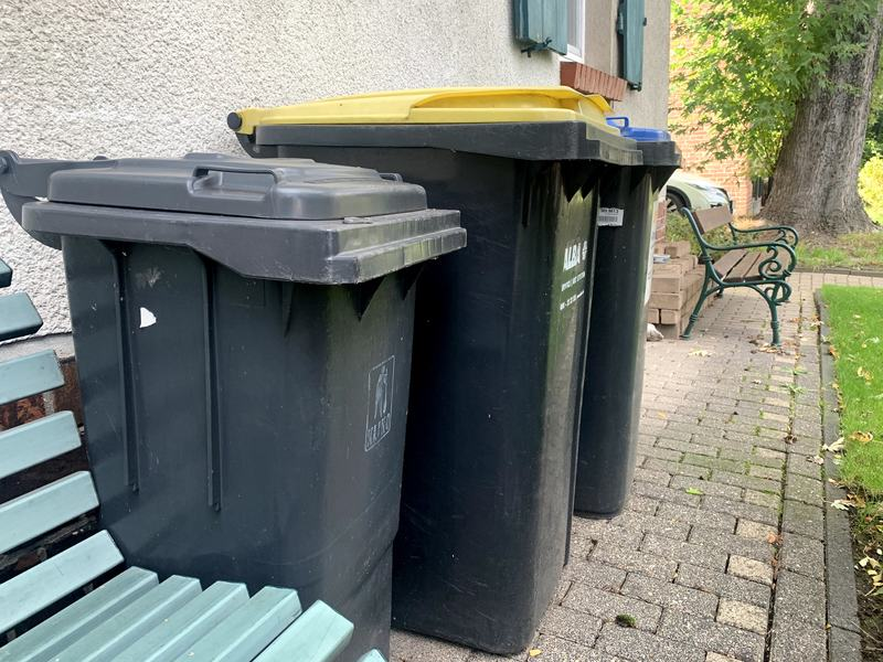 Geänderte Abfallabfuhr durch Pfingsten