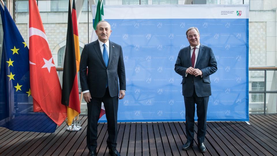 Ministerpräsident Armin Laschet trifft türkischen Außenminister