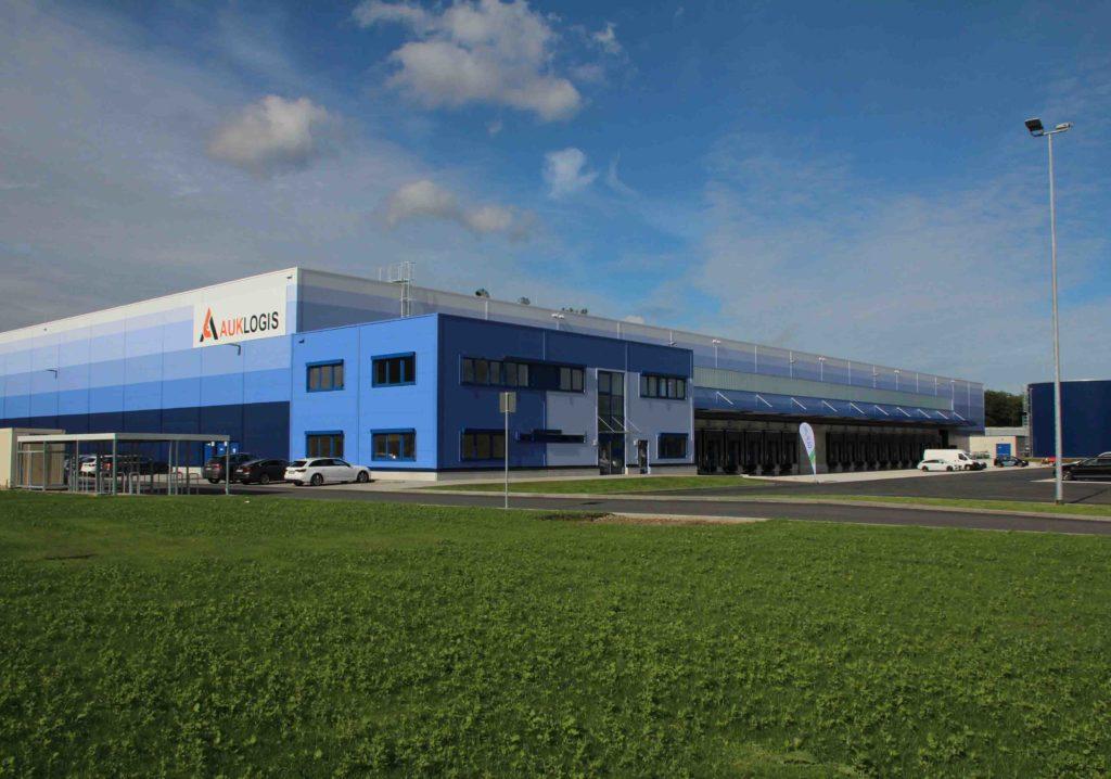 Das Logistikzentrum Duisburg-West