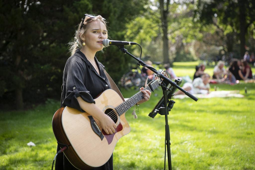 Das letzte musikalische Picknick im Schlosspark